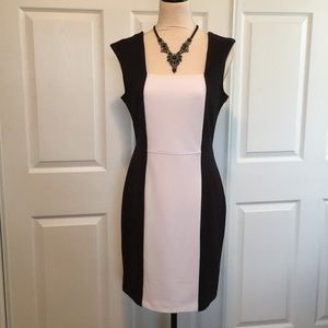 Worthington colorblock dress